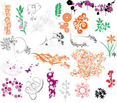 All Free Download Vector Design Ornaments Vector Collection Free Vector Graphics All