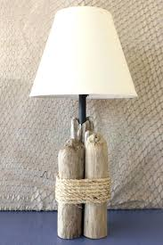 beach themed table lamps best nautical lamp ideas modern wall sconces and  bed ideas image of