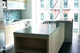 cost of concrete cement kitchen countertops outdoor kitchens with modern new how much do cement kitchen 5 ideas countertops looking