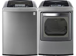 lg washer and dryer. lg 4.5 cf front top load 7.3 steam electric dryer lg washer and dryer o