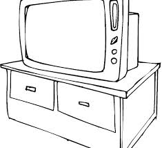 tv coloring pages. Beautiful Pages Television Coloring Page Tv Pages Kids  Character City In Tv Coloring Pages I
