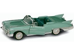 Amazon.com: Yat Ming Scale 1:18 - 1958 Cadillac Eldorado Biarritz ...