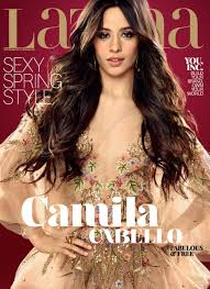 Camila Cabello Latina Magazine March April 2017 Cover
