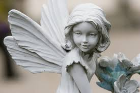 garden fairy statues. How To Attract Fairies Your Garden Fairy Statues