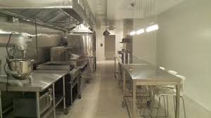 Gallery Of Our Commercial Kitchen For Rent In New York - Commercial kitchen