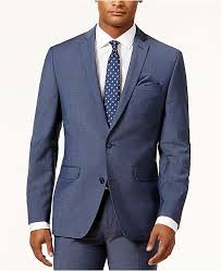 Mens Slim Fit Active Stretch Suit Jacket Created For Macys