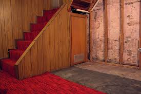 Image of: Basement Floor Insulation Under Carpet