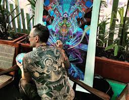 Goa Tattoo Festival 2019 Dates Map
