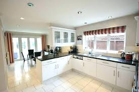 kitchen dining room lighting. Fine Kitchen Open Plan Kitchen And Living Room Ideas Country Dining  Lighting  Inside F
