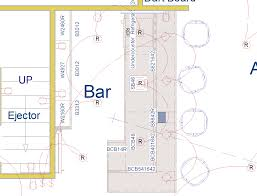Basement Bar Layout Dimensions