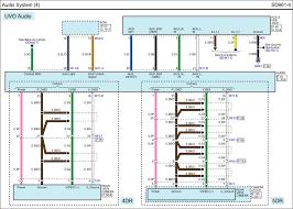 wiring diagram for 2013 kia rio sx with navigation page 2 kia 2013 kia optima speaker wire colors at 2008 Kia Sportage Radio Wiring Diagram