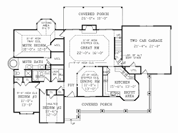 farm house plans with porches new house plans porches all way