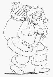 Kerstman Rendier Kleurplaat Samples Kleurplaten Kerstman Archidev