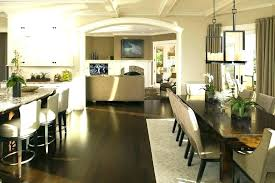 rug under kitchen table. Round Dining Room Rug Image Of Area Under Table Size Kitchen E