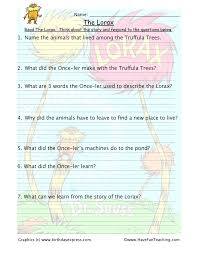 Dr. Seuss Worksheets | Page 2 of 2 | Have Fun Teaching