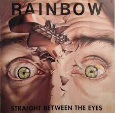 <b>Rainbow</b> - <b>Straight Between</b> The Eyes (1982, Vinyl) | Discogs
