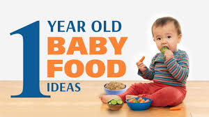 1 Year 12 Months Old Baby Food Chart Along With Recipes