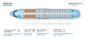 Aeroflot Airlines Aircraft Seatmaps Airline Seating Maps