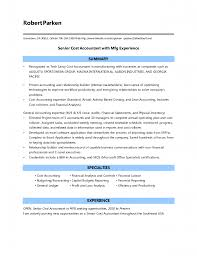resume manufacturing cost accountant resume cost accountant manufacturing accounting jobs cost accountant resume template resume