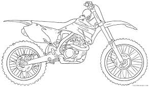 Headquarters to all stupendous dirtbike coloring. Printable Dirt Bike Coloring Pages For Kids Coloring4free Coloring4free Com