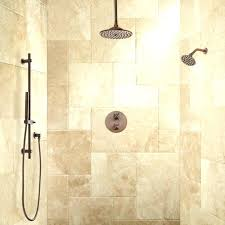 bronze handheld shower head oil bronze shower head thermostatic shower system dual shower heads and hand