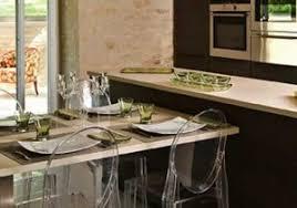 Cuisine Ilot Table Escamotable Ilot Central Table Escamotable Maison