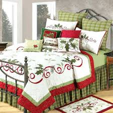 Christmas Quilts And Bedspreads Christmas Quilts And Bedding ... & Christmas Quilts And Coverlets Christmas Quilts And Bedspreads Christmas  Quilt Bedding Sets Christmas Bedding Holiday Garland Adamdwight.com