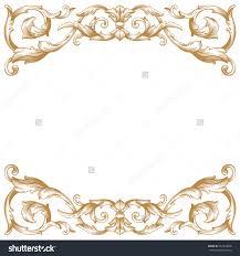 gold block frames clipart clipartfox clip art royalty free stock