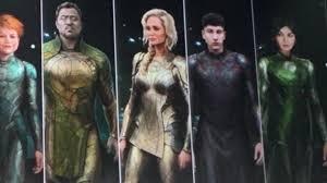 Изучайте релизы the eternals на discogs. The Eternals Cast Reveals Who Has The Best Abs