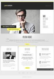 business templates for lancer websites writer s personal page wordpress theme