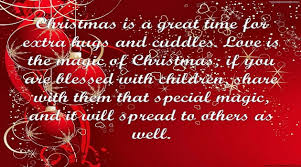 merry christmas eve for family quote