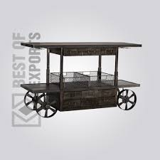 Industrial Style Bar Cabinet Best Of Exports