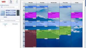 free schedule builder free schedule builder online 2018 youtube
