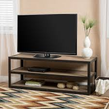 industrial tv console.  Console Shop Perth 3Shelf Industrial Entertainment TV Console Stand With Shelf By  Christopher Knight Home  Free Shipping Today Overstockcom 11490289 Inside Tv E