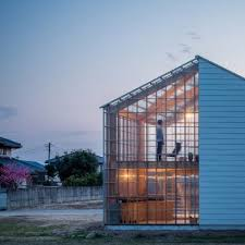 Elegant japanese bedroom style impressive Inspired Bedroom Snarks House In Nakauchi Is Half Opaque Home And Half Transparent Sunroom Dezeen Japanese Houses Dezeen