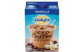 Natural & artificial flavored produ ct. Oreo Iced Coffee Carton Food News