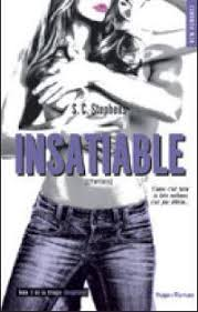 Thoughtless, tome 2 : Insatiable - S.C. Stephens - Babelio