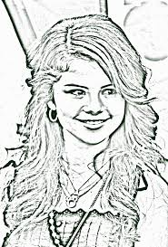 Small Picture Knowledge Justin Bieber And Selena Gomez Coloring Pages Pixbim