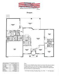 House Plan Adams Homes Floor Plans  Home Builders Cape Coral Florida Home Builders Floor Plans