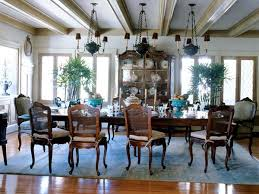 Country french dining rooms French Inspired Architecture Art Designs 20 Country French Inspired Dining Room Ideas