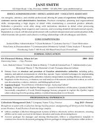 Office Assistant Resume Inspirational 26 Best Best Administration