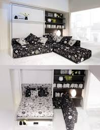 Space Saver Bedroom Furniture 25 Ideas Of Space Saving Beds For Small Rooms Designrulz