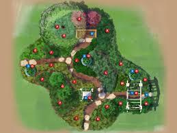 Florida Landscape Design Plans Color Garden For The Southwest Hgtv