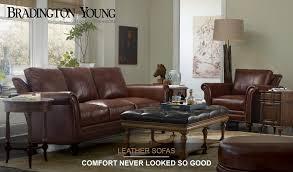 top leather furniture manufacturers. Bradington Young Leather Sofa | Top Manufacturers Rated  Sofas Top Leather Furniture Manufacturers A
