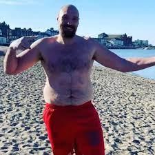 Boxen: Tyson Fury vor Fight gegen ...