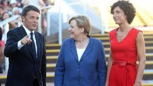 Risultati immagini per i grandi del mondo a Milano expò con Renzi