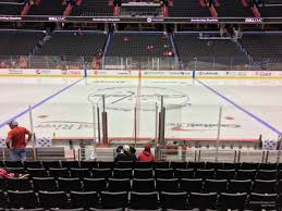 Capital One Arena Section 100 Washington Capitals