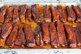 bbq pork spare ribs easy recipe made