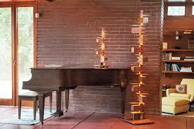 Frank Lloyd Wright Lighting Collection Frank Lloyd Wrights Taliesin Reimagined In Alamodernas New