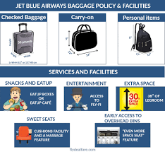 jetblue bage allowance